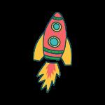 Fundamental Factory rocket icon